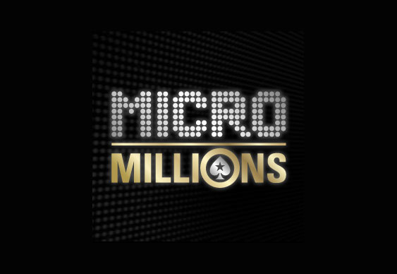 PokerStars MicroMillions Schedule Set