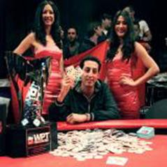 Mohamed Ali Houssam wins WPT Marrakech