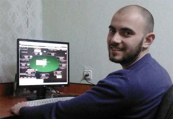 PokerTracker Prize For Moldovan
