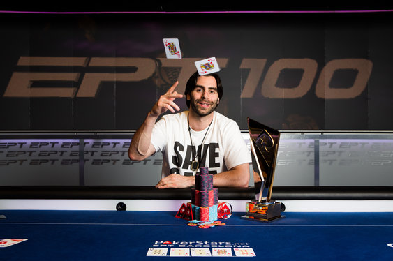 Busquet Bests EPT Super High Roller