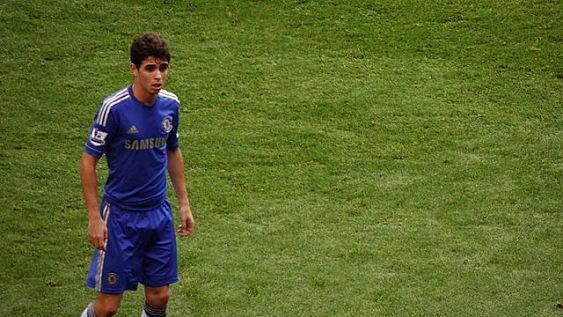 Chelsea's Oscar is a Poker Champ