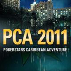 Chris Oliver heads PCA Main Event