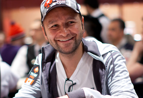 Negreanu's High Roller Walkout