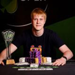 Paul Vas Nunes wins Unibet Open Dublin