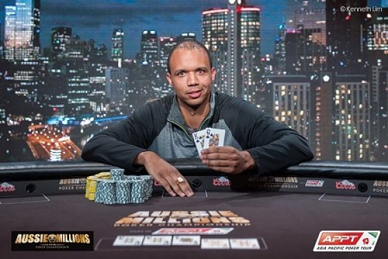 Phil Ivey Wins Aussie Millions $250k (again!)