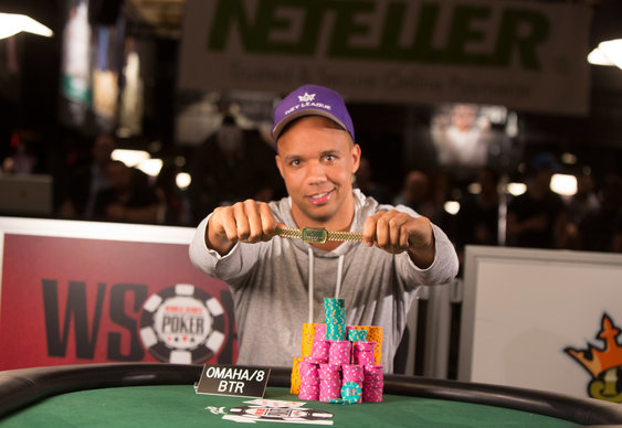WSOP Bracelet #10 for Phil Ivey