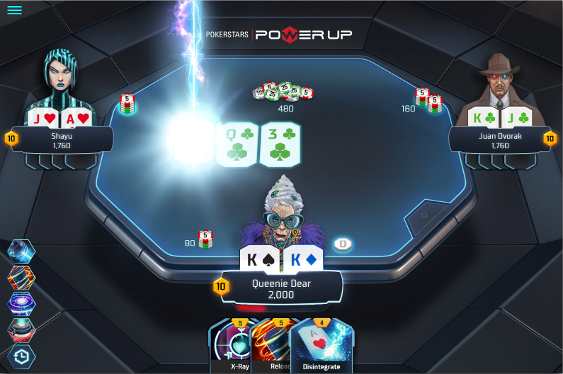 Celebrate Power Up with Bluff Europe