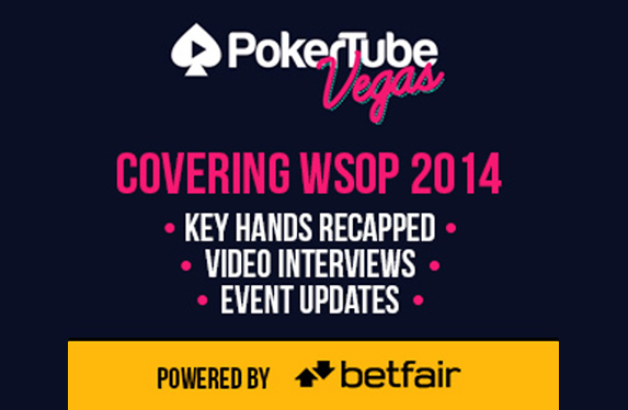PokerTube Vegas goes Live