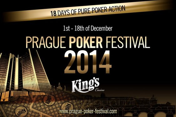 Prague Poker Festival Under Way