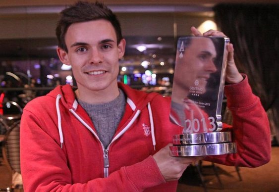 Richard Milner wins Genting Poker Series Grand Final