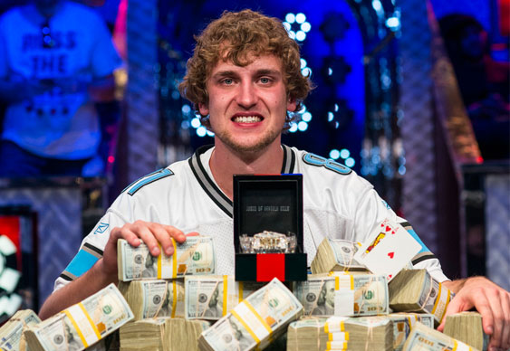 Dates Confirmed for 2014 World Series of Poker