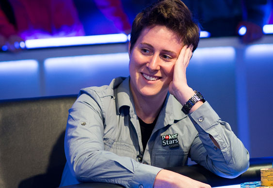 Vanessa Selbst Impresses on Steve Harvey Show