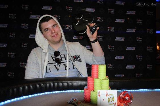 Sam Mitten-Laurence wins UKIPT Nottingham