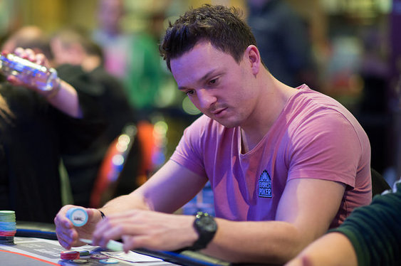 Sam Trickett Among EPT Malta Leaders
