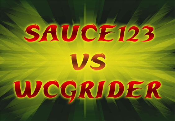 WCGRider and Sauce123 in HU Challenge
