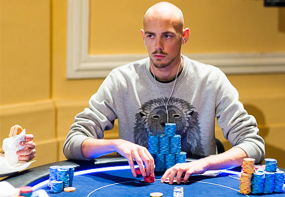 Chidwick Leads Record-Breaking EPT Event