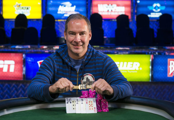 Ted Forrest Denies Phil Hellmuth his 14th WSOP Title
