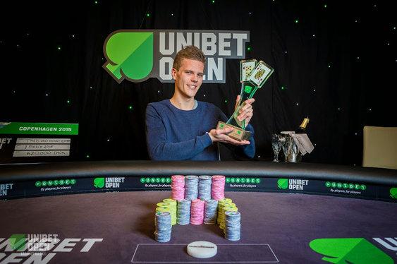 Vad Hennebjerre Wins Unibet Open