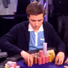 We have a new chip leader…