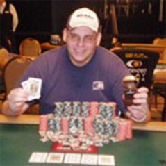Tony Veckey wins WSOP Event #54 $1,500 No Limit Hold'em