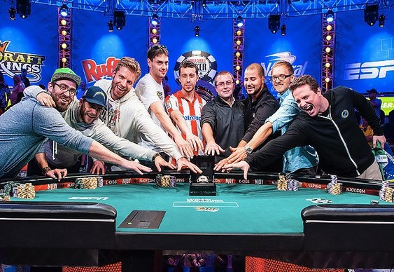 WSOP November Nine is Set