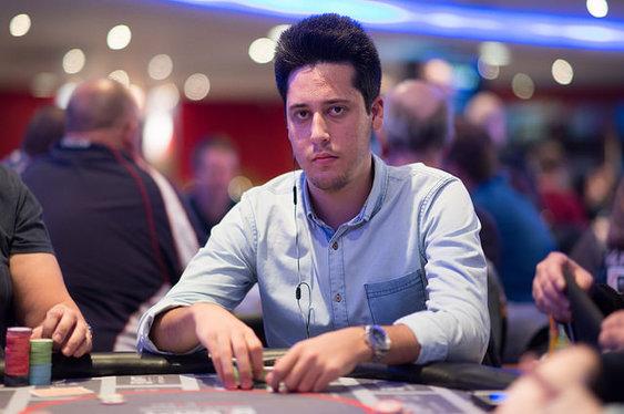 Adrian Mateos Tops WPT Nottingham