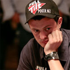 James Akenhead among leaders in $10k PLO Championship