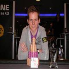 Alex Goulder wins DTD Monte Carlo