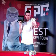 No pressure for Peers at GUKPT Stockton