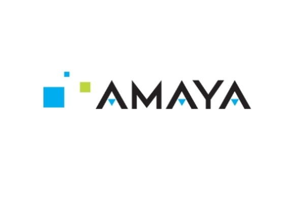 Amaya Eyes Up partypoker