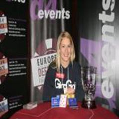Amy Trodd wins English Deepstack Championship