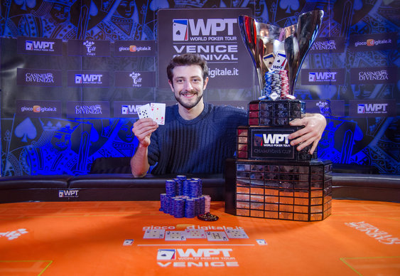 Sam Trickett Misses Out on WPT Title