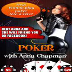 Russian spy Anna Chapman and the poker connection