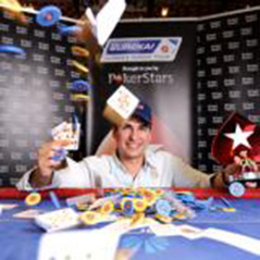Antonio Dieguez Rodriguez wins Slovenian leg of the PokerStars Eureka Poker Tour