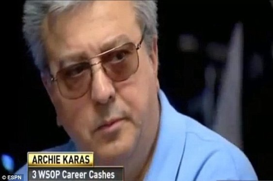 Archie Karas gets Probation