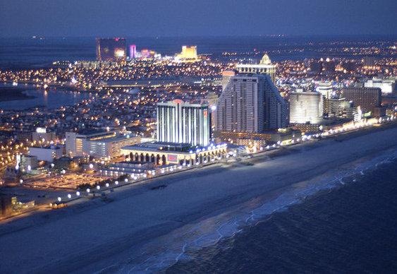 Armed Robbery at Atlantic City