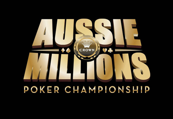 Just 8 left at Aussie Millions Main Event