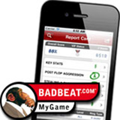 Badbeat.com launches MyGame iPhone app
