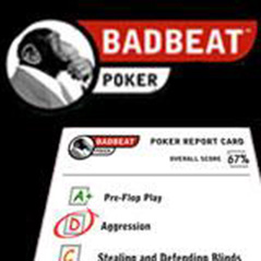 New Tournament Report Card from Badbeat.com