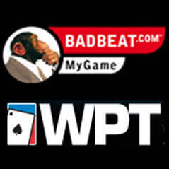 Double deposit bonus as Badbeat.com partners with WPT