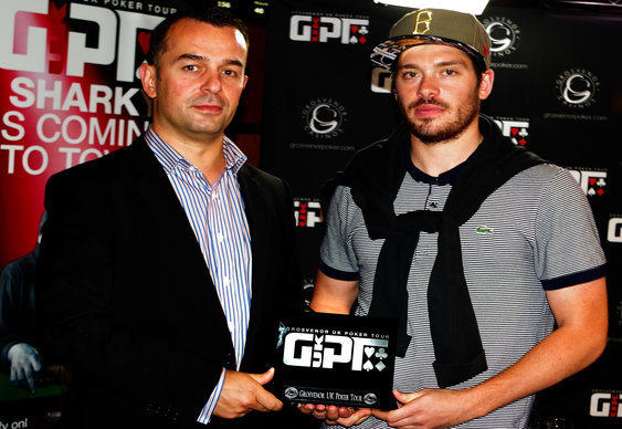 Winsor Reigns at GUKPT Walsall