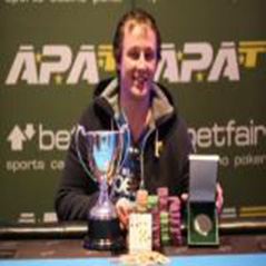 Ben Young crowned APAT World Champion