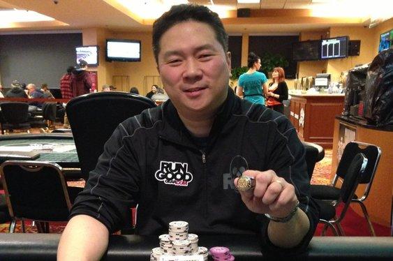 Bernard Lee's WSOP Giveaway
