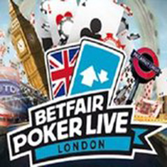 Qualify for $100k GTD Betfair Live London