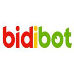 Credits, tournament packages and iPads on offer at Bidibot.com