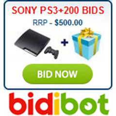 More massive savings at Bidibot.com