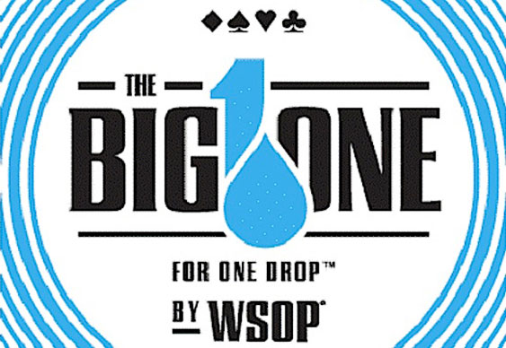 Stars Sign-Up For One Drop Event