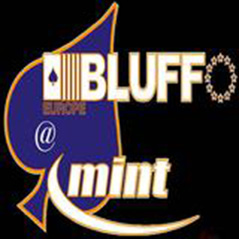New, two day deep stack tournaments at Bluff Europe at Mint