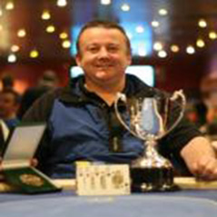 Bobby O'Donnell wins APAT Irish Championship