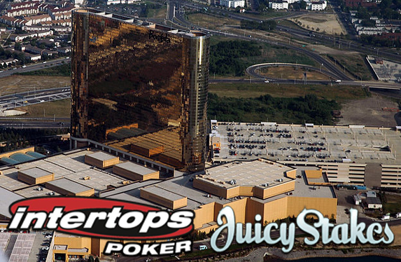 Win a Seat to $1m Borgata Event at Intertops/JuicyStakes